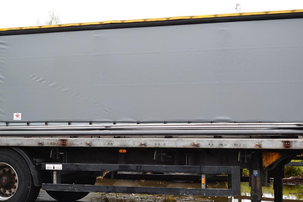 ПВХ-ткань Panama 900 для сдвижных штор полуприцепа Shmitz